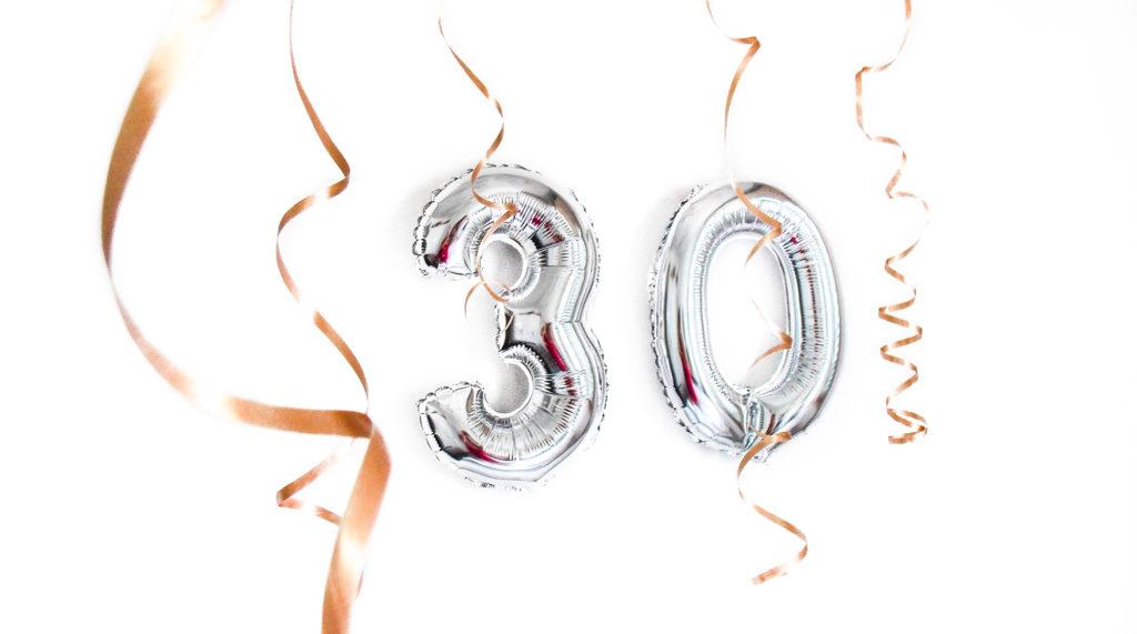 30 ans - Pourquoi fêtons-nous les anniversaires ?