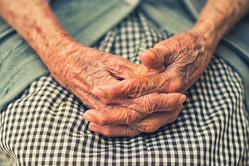 Expression Les vieux de la vieille