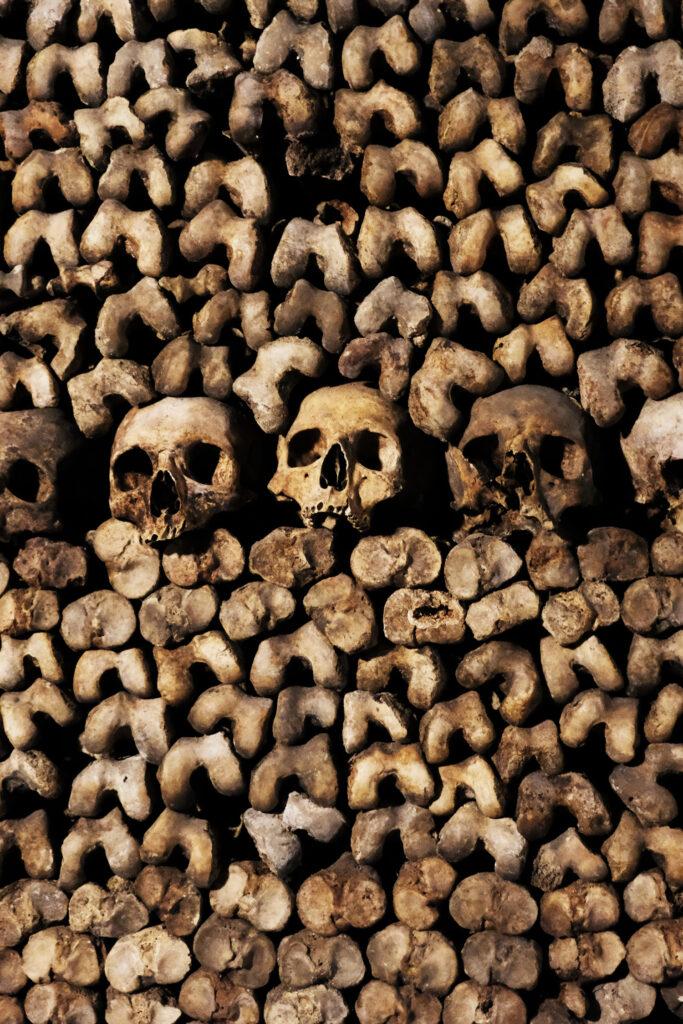 Les catacombes de Paris - Les 10 lieux les plus mystérieux de France