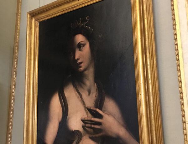 La mort de Cléopâtre dans l'art de la peinture
