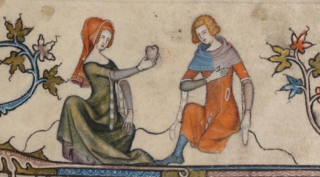 Le Roman d'Alexandre - Pourquoi le coeur est-il le symbole de l'amour ?